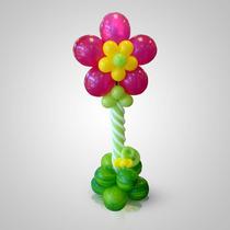 Suporte De Tela Balões Tela Mágica E Bexigas