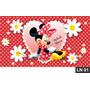 Minnie Red Vermelha Painel 3m² Lona Festa Banner Aniversário