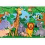 Painel Em Lona Safari 2x1,40