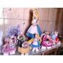 Alice No Pais Das Maravilhas 10 Displays De Mesa 1 De Chão