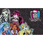 Painel Em Lona Monster High 2x1,40 Ref. Mh01