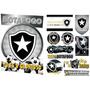 Kit Decorativo Botafogo