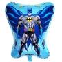 Balão Mertalizado Batman Kit C/12 Balões