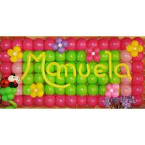 Tela Mágica, Pds, Painel De Balões, Promoção 2 Kits !!!