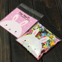 10 Sacos-coelho,p/bala,doce,enfeite,lembrança Niver E Páscoa