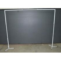 Suporte De Painel E De Tela Para Bexiga E Cortinado- 4x2