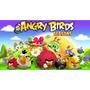 Big Painel De Festa Angry Birds - 2x1
