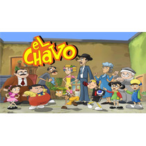 Big Painel De Festa Chaves - Turma Do Chaves - 2x1,50