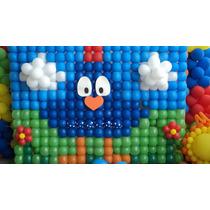 Tela Mágica, Pds, Painel De Balões, Bexigas 1kit