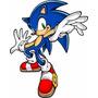 Cenário De Mesa Totem Display Sonic 30 Cm