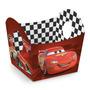 Cestinha Racing Média 10 Un Carros Disney Original Cromus