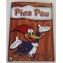 Convite Aniversario Pica Pau (10 Unidades)