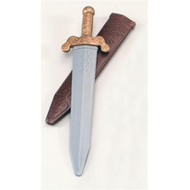 Soldado Romano Costume - Guerreiro Espada Da Bainha Do Vesti
