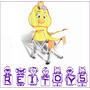 Cadeira Infantil Patinha Dobrável C/ Apoio De Braço - Capri