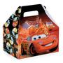 Maleta Kids Média C/ 10 Un Carros Disney Original Cromus