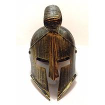 Elmo Capacete Medieval Gladiador Romano - Guerreiro Cosplay