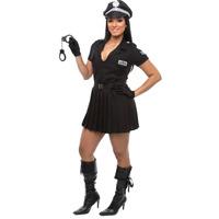 Fantasia De Policial Feminina Adulto