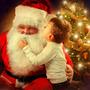 Fantasia Para Papai Noel Tamanho Adulto Roupa De Natal A71