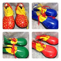 Sapato Palhaço Circo Festa Fantasia
