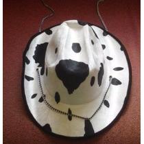 Chapéu Cowboy Unisex Homen / Mulher C/2 Peças
