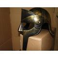 Elmo Romano Capacete Gladiador Medieval Com 28cm Altura