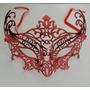 Mascara Luxo Festas Fantasia Carnaval Casamento Debutante