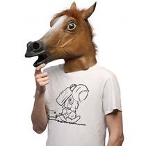 Máscara Cabeça De Cavalo Head Horse Fantasia / Cosplay