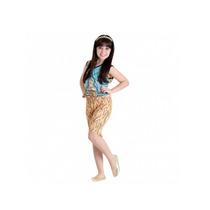 Fantasia Monster High Cleo De Nile Pop G - Sulamericana