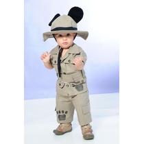 Fantasia Safari Mickey Completa
