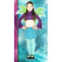 Fantasia Will M 6 A 8 Anos Infantil Witch Carnaval Bruxa