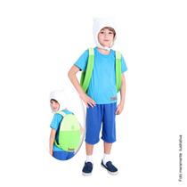 Fantasia Infantil Finn Hora De Aventura Adventure Time Tam P