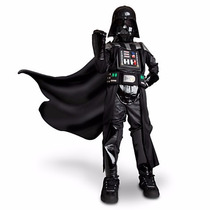 Disney Store Fantasia Darth Vader Star Wars + Sabre De Luz