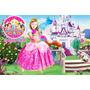 Fantasia De Bela Adormecida - Princesa Aurora