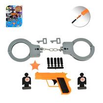 Kit Policial Infantil Força Tática