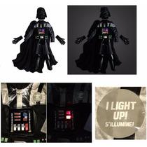 Fantasia Star Wars Darth Vader Disney Luxo Lançamento 11/12