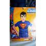 Fantasia Infantil Meninos - Kit Do Super-homem