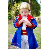 Fantasia Pequeno Principe Bebê Luxo
