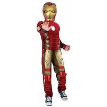 Fantasia Longa Original Homem De Ferro Os Vingadores 2