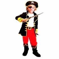 Fantasia Infantil Rei Pirata