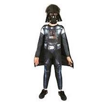 Fantasia Darth Vader Infantil Licenciado Rubies