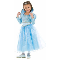 Fantasia Infantil Princesa Cinderela Super Luxo Red Circus