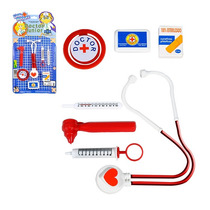 Kit Médico Doutor E Enfermeira Infantil