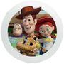 Plafon Infantil - Toy Story - Disney - Redondo - Startec