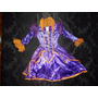 Fantasia Vestido Princesa Disney - Minie Tam:s 5/6 Anos