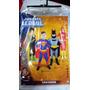 Fantasia Infantil Meninos - Super-homem Da Liga Da Justiça