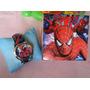Relógio Analógico Do Homem Aranha C/ Caixa
