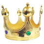 Coroa Rei Acessorio Carnaval Show Evento Festa Fantasia