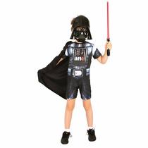 Fantasia Infantil Darth Vader Star Wars Original P M G