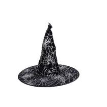 Chapeu De Bruxa,halloween,vampira,terror,dia Das Bruxas,luxo