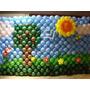 Tela Para Balões,tela Mágica,pds,painel De Balões,8 Kits
